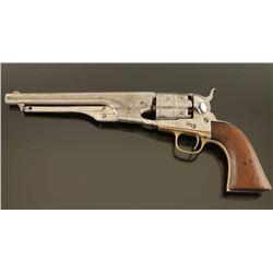 Colt 1860 Army .44 Cal SN: 105471