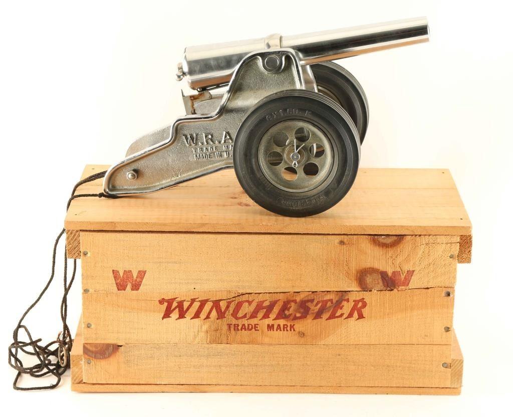 Winchester Miniature Breech Loading Cannon