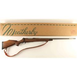 Weatherby MK V 300 Weatherby Mag SN: PB045484