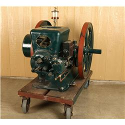 Throttling Governor Oil Engine by Fairbanks Morse
