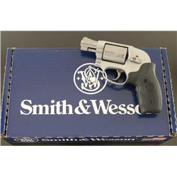 Smith & Wesson 638-3 .38 Spl SN: DDU6589