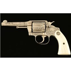 *Jerry Harper Engraved Colt Police Positive