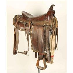 H.H. Heiser Saddle