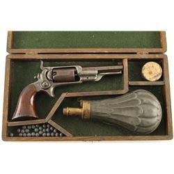 Colt 1855 Side Hammer .28 Cal SN: 8675
