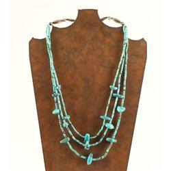 Vintage Navajo Turquoise Nugget