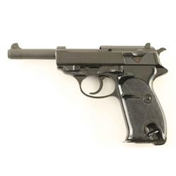 Walther P1 9mm SN: 215823