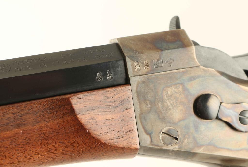 Pedersoli Rolling Block  40-65 SN: R08091