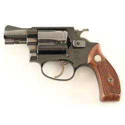 Smith & Wesson 37 .38 Spl SN: 409731