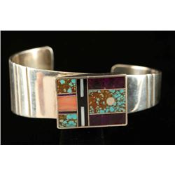 Ray Tracy Inlaid Cuff