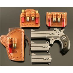 Bond Arms Ranger .45 LC/.410 Ga SN: 49504
