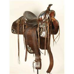 Askew Western Saddle