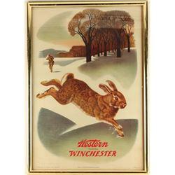 Vintage Winchester Advertiser