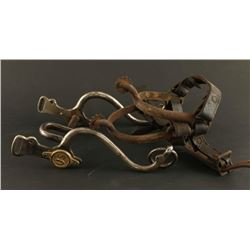 US Cavalry Bit & Spurs