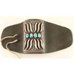 Navajo Turquoisew Wrist Guard