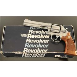 Smith & Wesson 686 .357 Mag SN: ADW5619