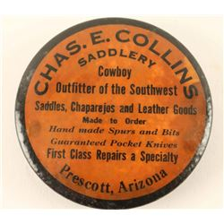 Chas. E Collins Saddlery