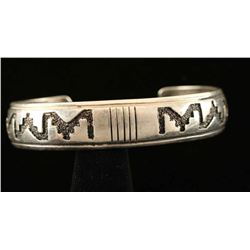 Tommy Singer Sterling Silver Cuff