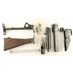 Sten Mk III Parts Kit