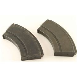 Lot of 2 Bren Mags