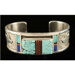 Richard Begay Bear Cuff