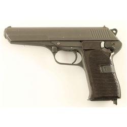 CZ pistole VZ.52 7.62 Tokarev SN: R12813