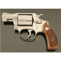 Smith & Wesson 60 .38 Spl SN: 490996