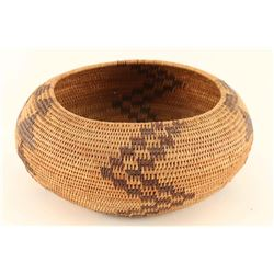 Antique Pomo Basket