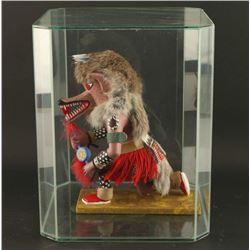 Jemez Wolf Kachina