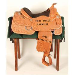 Pinto World Champion Saddle