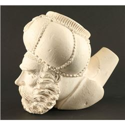 Meerschaum Carved Pipe Bowl