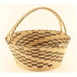 Papago Basket with Handle
