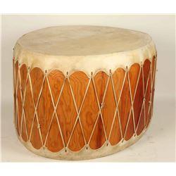 Large Taos Drum