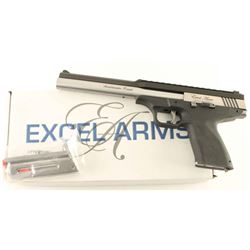 Excel Arms MP-22 .22 Mag SN: PA-05619