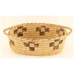 Papago Basket with Handles