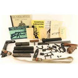 Thompson Parts & Manuals