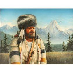 Original Oil on Canvas by Rick McKinley