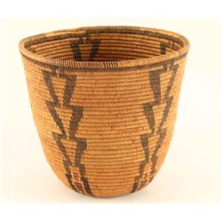 Antique Tule River Indian Basket