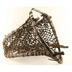Large Burden Fishing Basket
