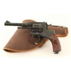 Tula 1895 Nagant Revolver 7.62x38 SN: 3961