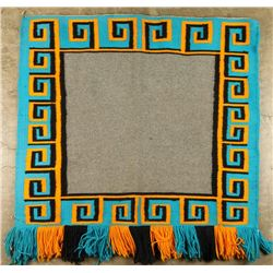 Sunday Saddle Blanket