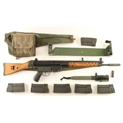 Century Arms CETME Sporter .308 SN: C50887