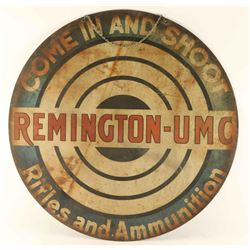 Remington UMC Sign