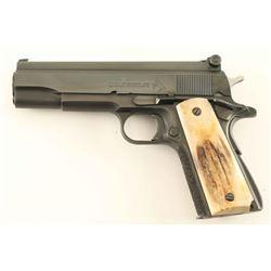 Colt Super .38 .38 Spl SN: 165573