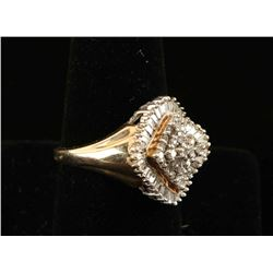 Ladies Diamond Cocktail Ring