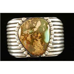 Navajo Royston Cuff Bracelet