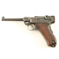 *DWM 1900 Commercial Luger .30 Cal SN 14372