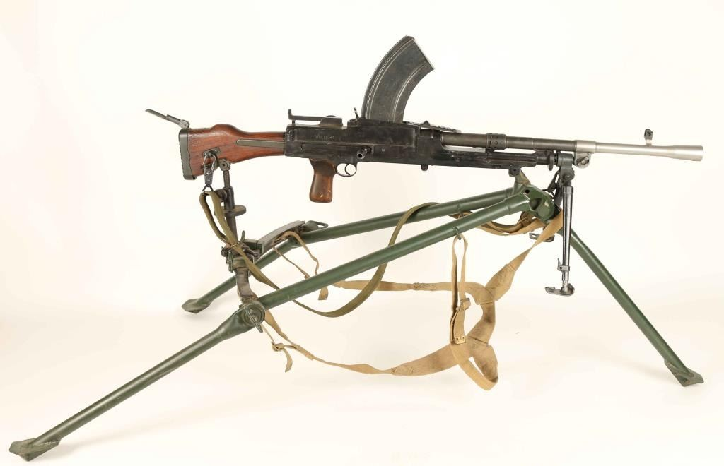 *Ingles Bren MK1M  303 Machine Gun #5T1564