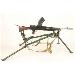 *Ingles Bren MK1M .303 Machine Gun #5T1564