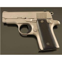 Colt Mustang .380 ACP SN: MU20324