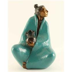 Fine Art Bronze by Martha Pettigrew